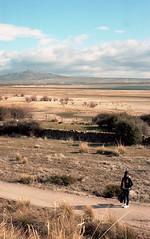 Manzanares El Real, Madrid (marioandrei) Tags: contax g2 zeiss planar 45mm f2 t kodak portra 160