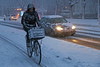 Stadhouderskade - Amsterdam (Netherlands) (Meteorry) Tags: europe nederland netherlands holland paysbas noordholland amsterdam amsterdampeople candid zuid south sud stadhouderskade snow neige winter hiver blizzard street rue car bicycle bicyclette cyclist homme man male monsieur afternoon aprèsmidi dutch december 2017 meteorry