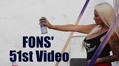 FONS LiON - A Los Angeles Graffiti Video by FONCE UFK (FONS One, UFK CMK) Tags: form abek cmh mta vne grief vistar fonse fons fonce fonz fonze ufk cmk ewer bizer prose herp tony pain telkoe rude boys rewl vrs deps osm waks tso tsok svear stp fupa flert tec cale merch otr lod bnb hopes beats mcs ashr echo thor lts kog photo rohg twice lukas react nhc nhd ofa joes lash yunx 2pay sylie kort k4p gozm scoot pch person ag vuze koer serse phib pryer rth serch