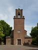 Hulten - Gerardus-Majellakerk (grotevriendelijkereus) Tags: kerk church tower toren wederopbouw traditionalism traditionalisme delftse school basilica basiliek hulten rijen noord brabant netherlands holland nederland kerch