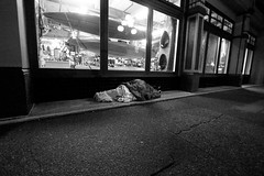 ...and so this is Christmas (professional recreationalist) Tags: brucedean professionalrecreationalist victoriabc poverty poor homeless homelessness disabled disability sleep sleeping sleepinghard cold winter christmas jesuschrist wwjd rich money moneyhoarding moneyhoarder ground concrete street streetphotography photography photo photographer blackandwhite blackandwhitestreetphotography bw