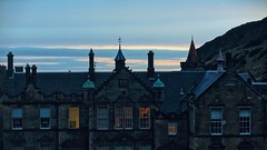 A room with a view I (Elisabeth Redlig) Tags: elisabethredlig scotland uk edinburgh newyear winter view scenery houses mountains