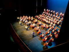 Gypsy Philharmonic Orchestra (dimitris1914) Tags: gypsy philharmonic orchestra hungarian thessaloniki concert hall violin viola cello clarinet cimbalom