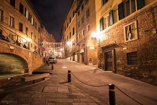 La Dama Ignuda di Via dei Rossi - Siena (Italy)