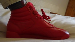 Reebok Freestyle Hi OG Lux Red (perry515) Tags: reebok freestyle free style hi high rbk fs og lux red classic aerobic shoe boot 1980s