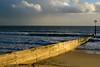 Separate (Stray Toaster) Tags: boscombe beach dorset groyne