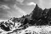French Alps near Mer de Glace May 1993 (mharoldsewell) Tags: 2017 2018 chamonix france frenchalps georgia merdeglace mountains mharoldsewell mikesewell photos scans slides