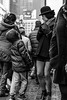 Moments. (ridin_bk) Tags: monochrome dark emotion streets streetphotography streetportraits new york nyc manhattan street streetview newyork city road car black white bnw blackandwhite blackandwhitephotography people portrait shadows contrast photos raw mystery stories timessquare