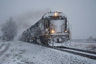 Winter in Statesville