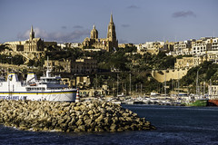 Gojo harbor, Malta