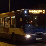 Stagecoach East Midlands TransBus Dart SLF (TransBus Pointer) 34475 PX53 DJZ on route 2 to Newark Bus Station thumbnail