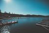 Lake Arrowhead (christophela) Tags: lake arrowhead bridge pier water ocean boats