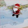 Checking things out (OzzRod) Tags: pentax k1 hdpentaxdfa28105mmf3556 christmas santa christmasisland atlas closeup square dailyindecember2017