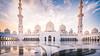 Grand Mosque, Abu Dhabi (A R Mills) Tags: abudhabi andrews travel uae arm1126mediumweb