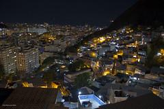 (marioluciobraz) Tags: copacabana riodejaneiro marioluciobraz city road sky night landscape zonasul gueto morrodoscabritos tabajara