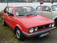 VW Golf I (TIMRAAB227) Tags: vw golf volkswagen golfi golfmki bonn