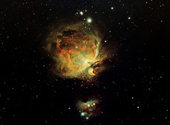 Great Nebula of Orion (UKJay1971) Tags: astrophotography canon orion imagingspace astronomy hdr astrometrydotnet:id=nova2372597 astrometrydotnet:status=solved