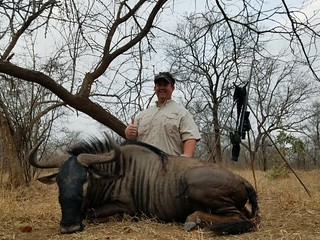 Zimbabwe Cape Buffalo Hunt 73