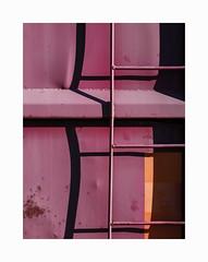 Old container (ulf_finndahl) Tags: abstract street streetphoto streetphotography streetcomposition container orange sweden ulffinndahl minimalism minimal urbanminimalism shadow shadowplay metal
