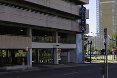 Parking full (sammy2da) Tags: jacksonville parking 50mm canon downtown city landscape sl1