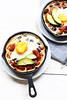Easy-tortilla-huevos-ranchos-skillet-portrait-overhead (thetortillachannel) Tags: recipe video cooking food breakfast lunch brunch eggs tortilla tortillas huevos rancheros tasty delicious easy savory texmex mexican