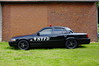 Ford Crown Victoria Police Clone (Triple-green) Tags: uscar 2015 auto crownvictoria ford fujifilmfinepixx100 kaunitz nypd newyork policeinterceptor