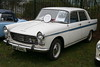1969 Peugeot 404 S (davocano) Tags: npj49l brooklands newyearsdaygathering