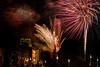 Novoroční ohňostroj (Irena Rihova) Tags: firework fireworks night light lights city cityscape newyear new celebration celebrate monument ohnostroj