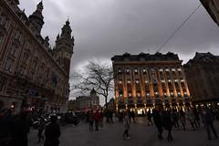 Lille - France - Place du Théâtre (PierBia) Tags: place du théâtre lille lilla francia france nikon d810
