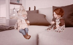 Quicksnap: Lovely Little Girls