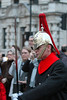 On Parade! (RiverCrouchWalker) Tags: fouroclockparade dismountingceremony queenslifeguard onparade horseguards london sword helmet tourists crowd cityofwestminster greatbritain britain uk england