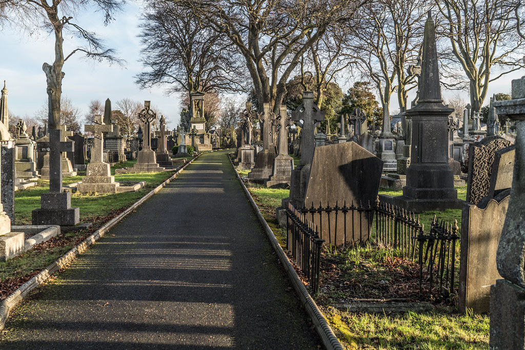 VISIT TO GLASNEVIN CEMETERY IN DUBLIN [FIRST SESSION OF 2018]-134934