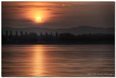 "Sunset On The Lake (""Deca"") Tags: varese lagodivarese lago lake tramonto sunset autunno autumn novembre november schiranna"