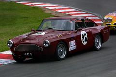 Jeremy Cooke - Aston Martin DB4 (Boris1964) Tags: 2005 heritagegrandtourers brandshatch