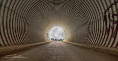 Tunnel unter B62 Blickrichtung Kirchhain 171210 (Bianchista) Tags: 2017 bianchista dezember b62 tunnel kirchhain