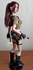 Tonner Legend Lara Croft (Lagoona89) Tags: tomb raider lara croft legend tonner doll