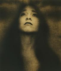 No Stars (micalngelo) Tags: lithprint lithportrait lithprocess alternativeprocess alternativephotography analog filmphoto rolleiflex trixfilm
