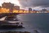 Last Light, La Habana (Geraint Rowland Photography) Tags: lastlight lahabana longexposure nightphotography ocean artisticphotography havana capitalsoftheworld latinamerica cuba landscapesofcuba maleconinhavana sunsetinhavana lightflares travelphotography wwwgeraintrowlandcouk waves movement 50mm geraintrowlandoceanphotos