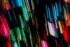 fiber light (mariola aga) Tags: xmastree fiber light panning abstract art