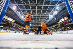 """Kansas City Mavericks vs. Colorado Eagles, December 16, 2017, Silverstein Eye Centers Arena, Independence, Missouri.  Photo: © John Howe / Howe Creative Photography, all rights reserved 2017. • <a style=""""font-size:0.8em;"""" href=""""http://www.flickr.com/photos/134016632@N02/24278196007/"""" target=""""_blank"""">View on Flickr</a>"""