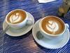 Dartington Barister Coffees South Hams (Bridgemarker Tim) Tags: deancourt hameggandchips food lunch cafes