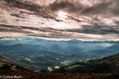 Depuis la chapelle de la Madeleine (http://coline-buch.fr/) Tags: pyrénéesatlantiques béarn montagne nature colinebuch france altitude 995m tardets brume brouillard