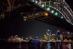 Sydney from Luna Park (Manny Esguerra) Tags: sydney city cityscape