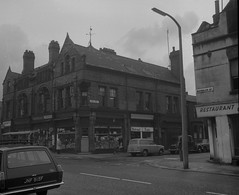 Negative No: 1968-2334 - Negatives Book Entry: 30-09-1968_Estates_Waterloo Rd_View of Property (archivesplus) Tags: manchester england 1960s townhallphotographerscollection citron street