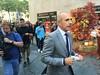 Pre-Scandal Lauer (Ray Boone) Tags: newyorkcity newyork manhattan nyc rockefellercenter 30rock todayshow nbc todayshowset