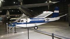 Aero Commander 680 U-4B (L-26B) at Wright-Patterson (J.Comstedt) Tags: national museum usaf air force aircraft aviation aeroplane wright patterson dayton ohio usa aero commander 680 u4b l26b n5379g 554647