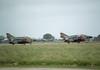 RF-4C 64-1036 & 64-1041 106TRS AL ANG (spbullimore) Tags: f4 rf4c phantom 106trs al ang alabama usa usaf coltishall 1983 641036 641041 117trw