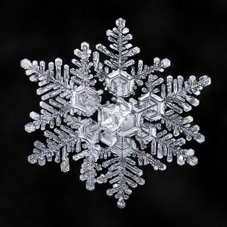 Snowflake-a-Day No. 14