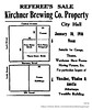 1916 Kirchner Brewing auction (albany group archive) Tags: albany ny history 1916 kirchner brewing auction early 1900s 31 central 33 old vintage photos picture photo photograph historic historical