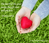 quote-liveintentionally-the-heart-of-the-giver (pdstein007) Tags: quote inspiration inspirationalquote carpediem liveintentionally